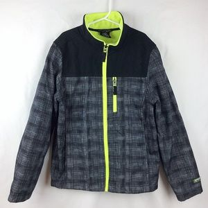 Mountain Xpedition Softshell Jacket Fleece Lining